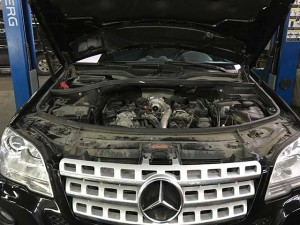 Техосмотр Mercedes Benz